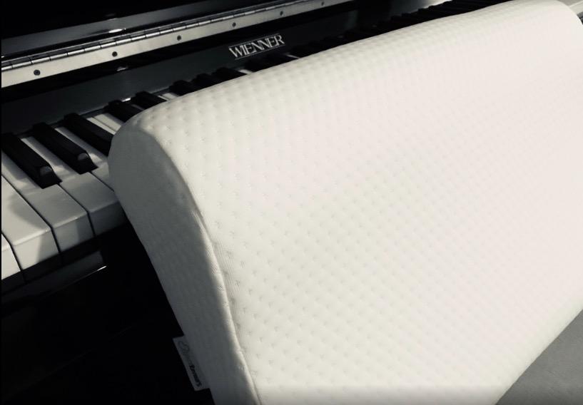 Un oreiller à mémoire de forme de qualité