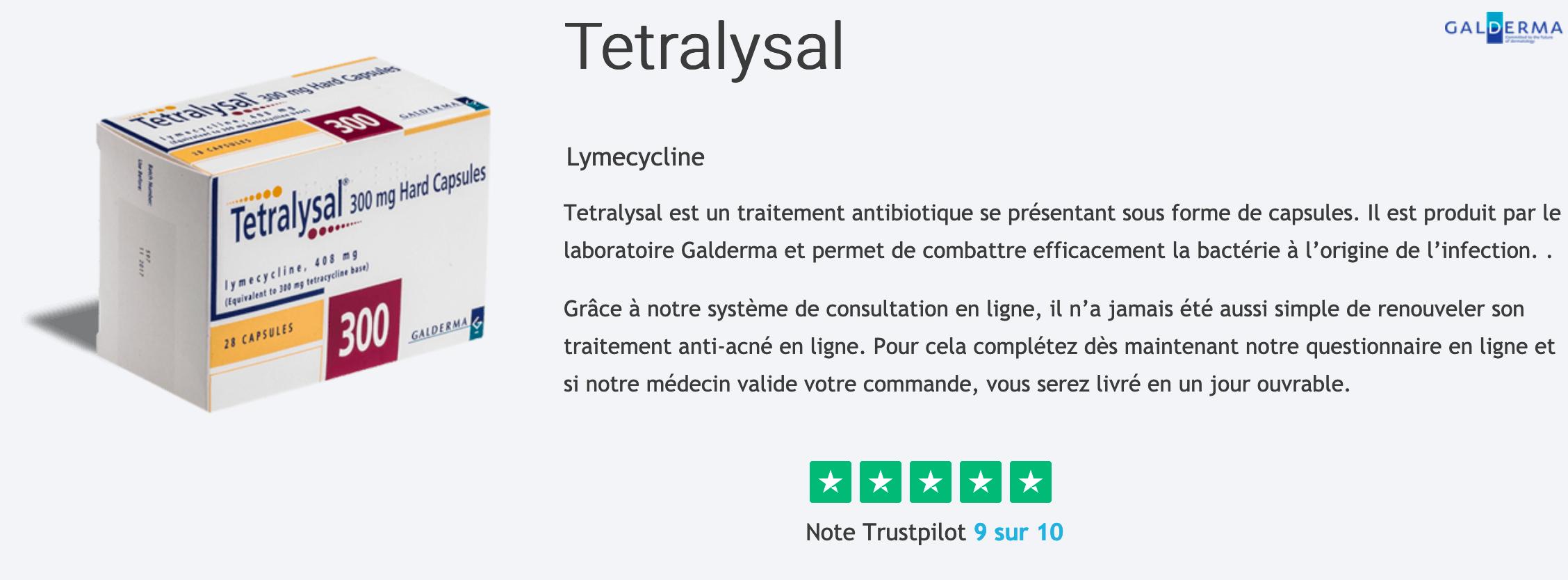 Tretralysal