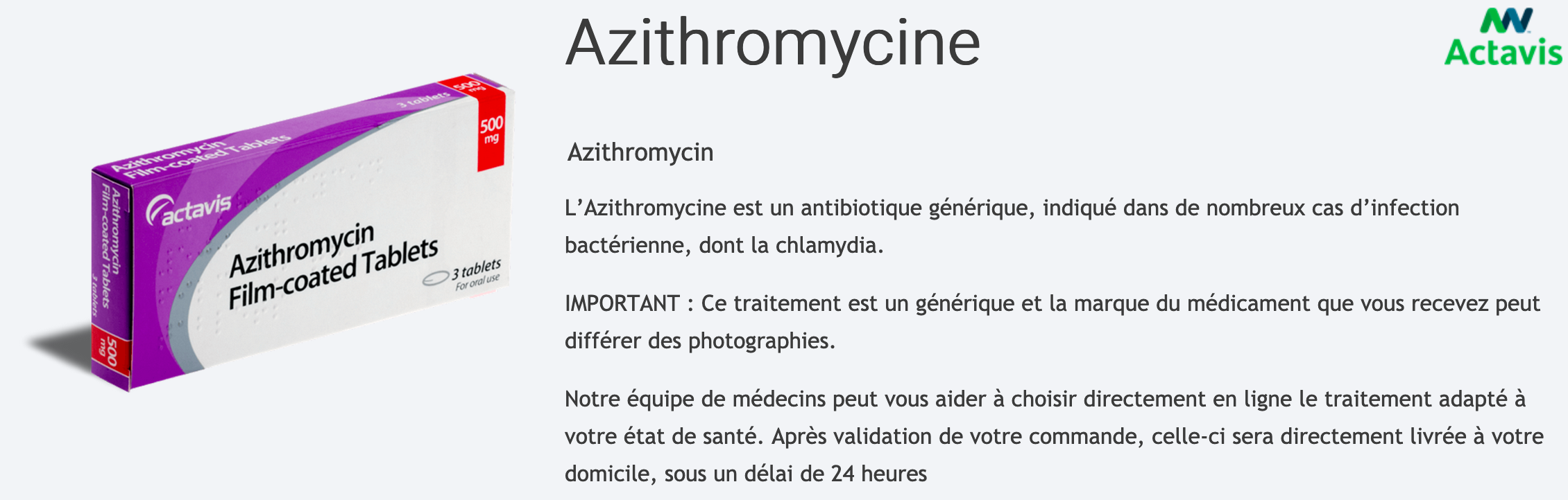 bas prix. Azithromycin Le Prix. Internationale Pharmacie