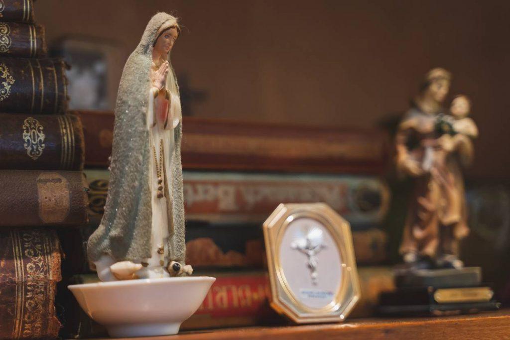 Se consacrer un espace de prière à la maison